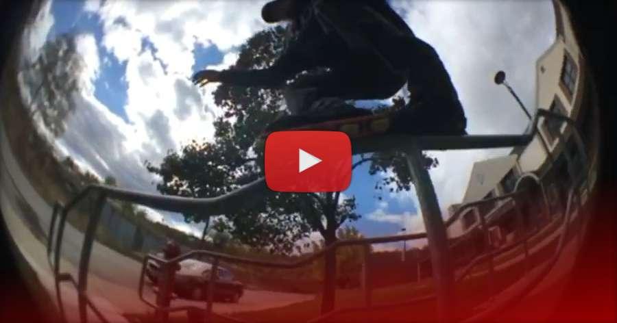 Ryan Parker 2017 - Street Edit by Cody Reffner