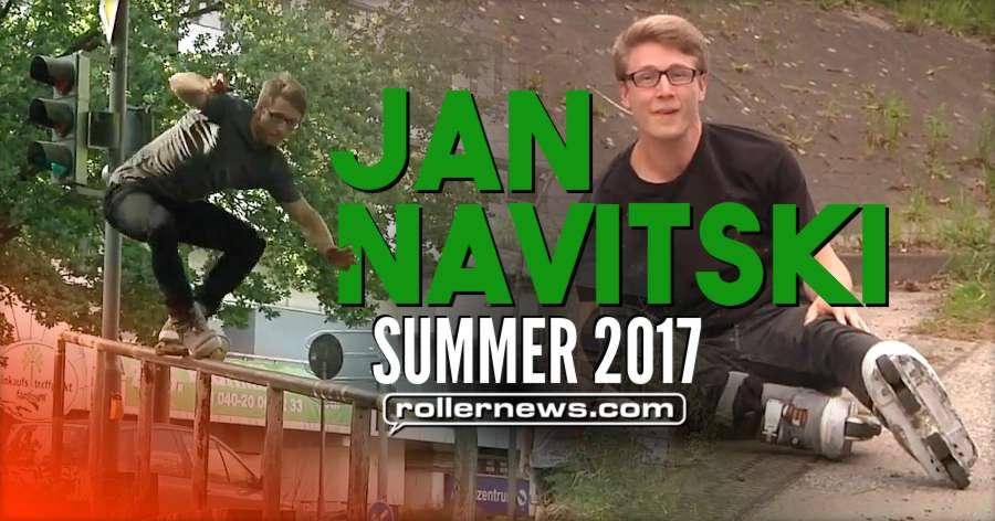 Jan Navitski (Hamburg, Germany) - Summer 2017 by Felix Kerrinnes