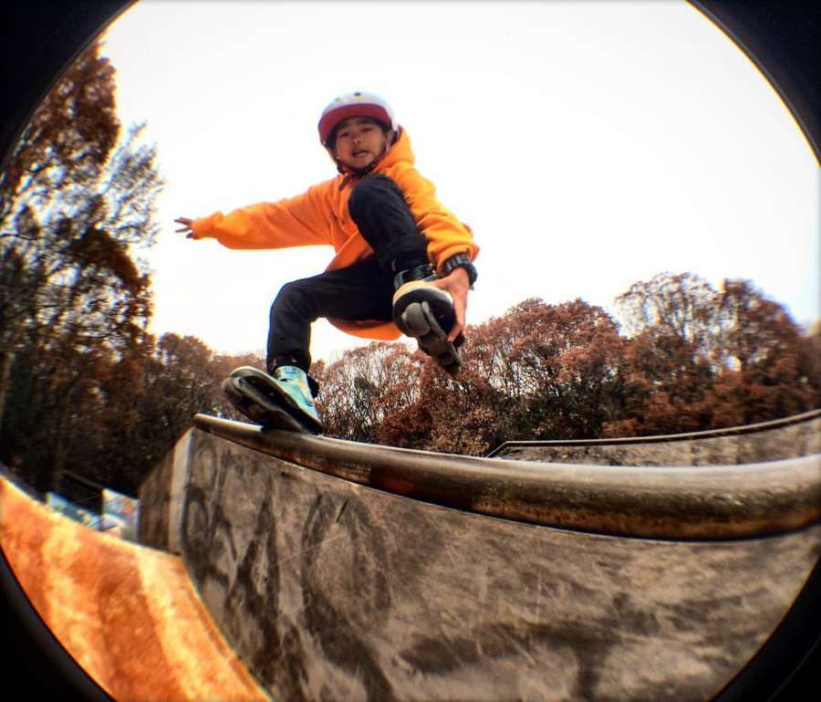 Picture of the Day: Miki Mizutani (8 years old - Okayama, Japan)