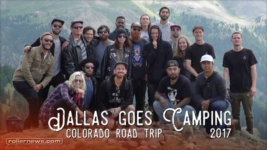Dallas Goes Camping - Colorado Road Trip 2017, by Jason Reyna