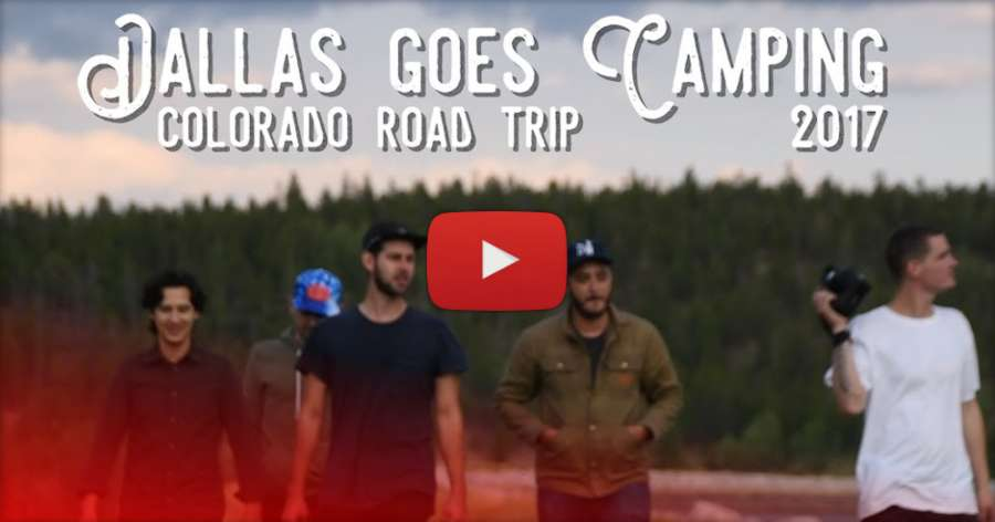 Dallas Goes Camping - Colorado Road Trip 2017, by Jason Reyna