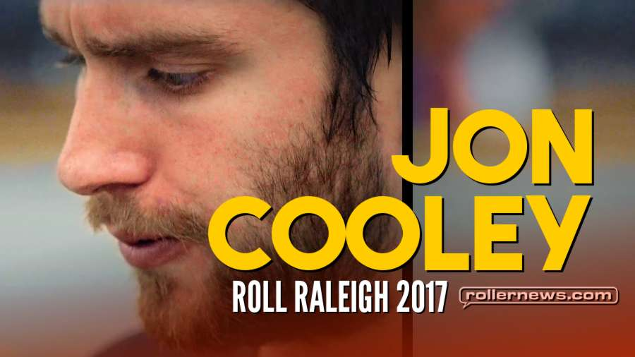 Jon Cooley | Roll Raleigh 2017