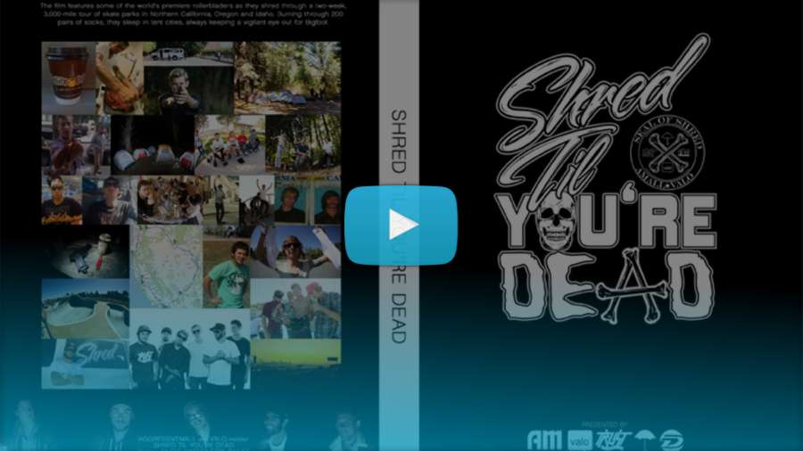 Chris Haffey - Shred Til You're Dead (2009) - A Tour Film by Ivan Narez