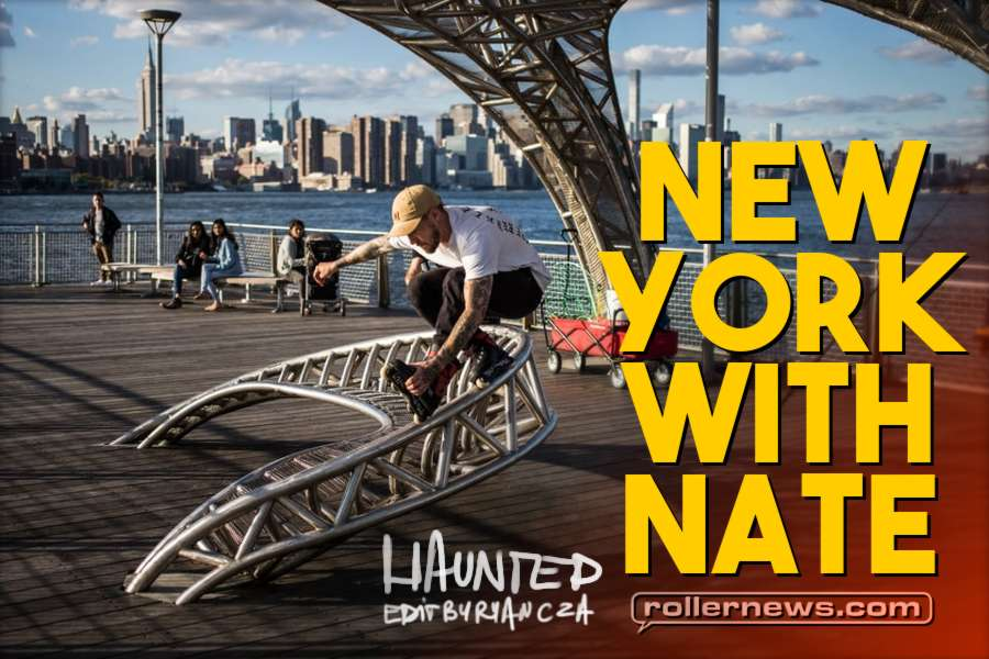 Haunted: New York With Nate Moore