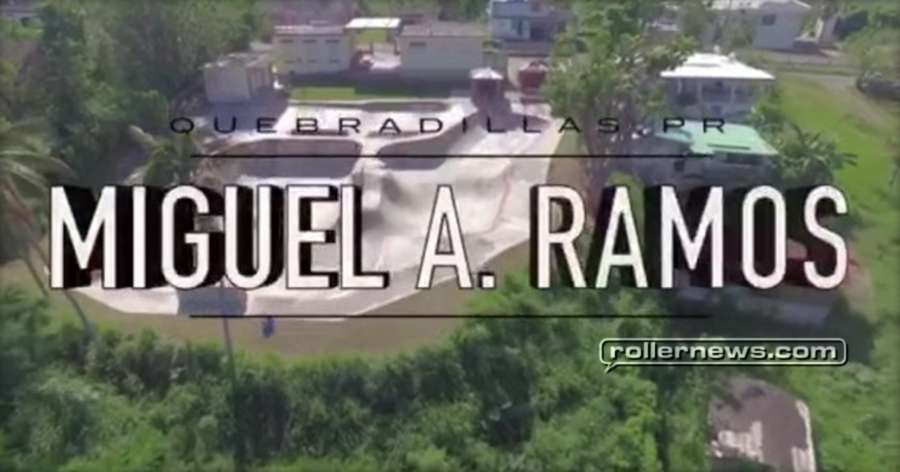 Quebradillas RVE (Puerto Rico) with Miguel Ramos