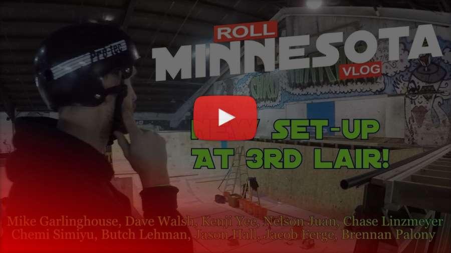 Roll Minnesota - 3rd Lair Takeover (2018) with Chemi Simiyu, Kenji Yee, Mike Garlinghouse & more