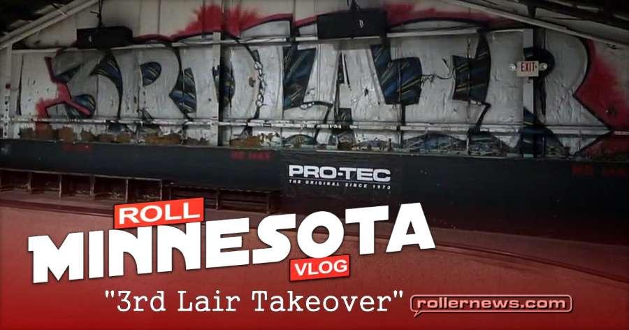 Roll Minnesota - 3rd Lair Takeover (2018) with Chemi Simiyu, Kenji Yee, Mike Garlinghouse & more