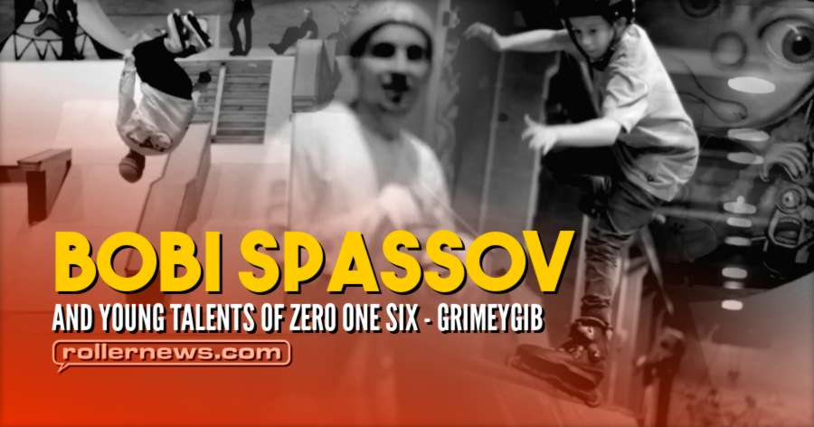 Bobi Spassov and Young Talents of Zero One Six - GrimeyGIB (2018)