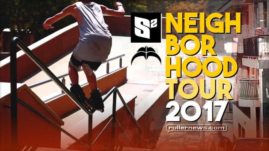 Neighborhood Tour 2017 - Trailer by Michael Muller