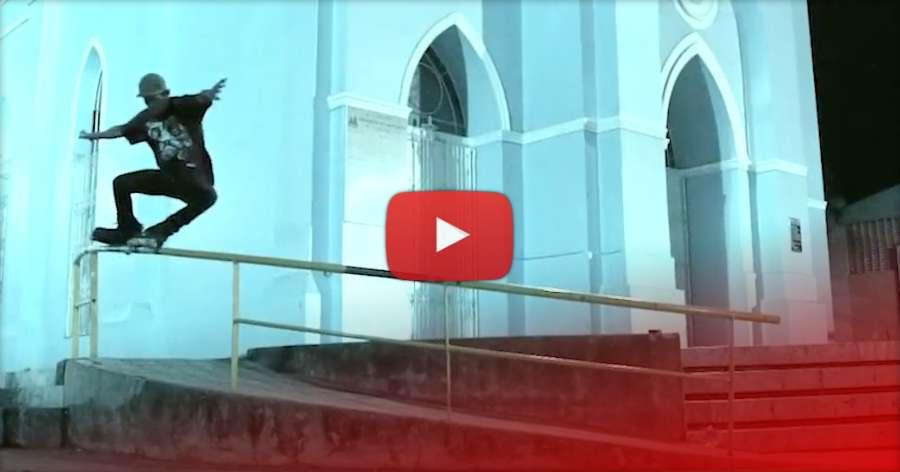 Gabriel Nunes (Brazil): Kaltik x Seba - 2017 Street Edit