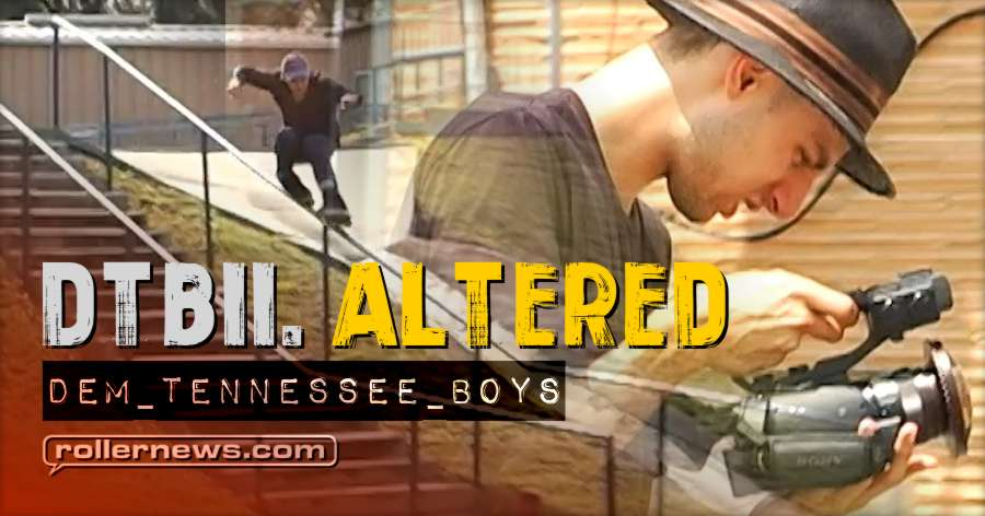 Dem Tennessee Boys -  Altered (2016-2018) by Zach Leavell