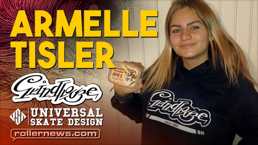 Armelle Tisler (17, France) - USD + Grindhouse Welcome Edit (2018)