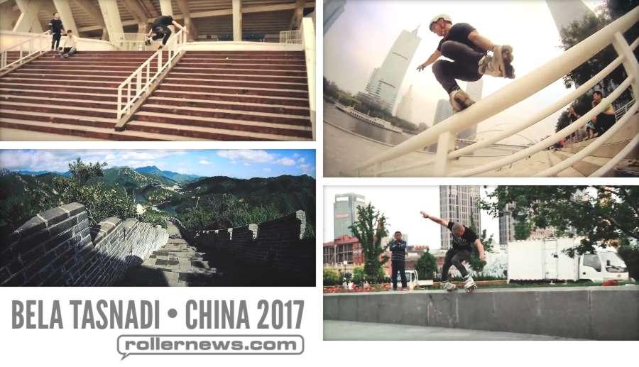Béla Tasnádi - China Street Edit (2017)