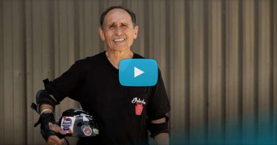 Frank Hernandez - 71 and Counting (2012-2013) - Edit by Ivan Narez