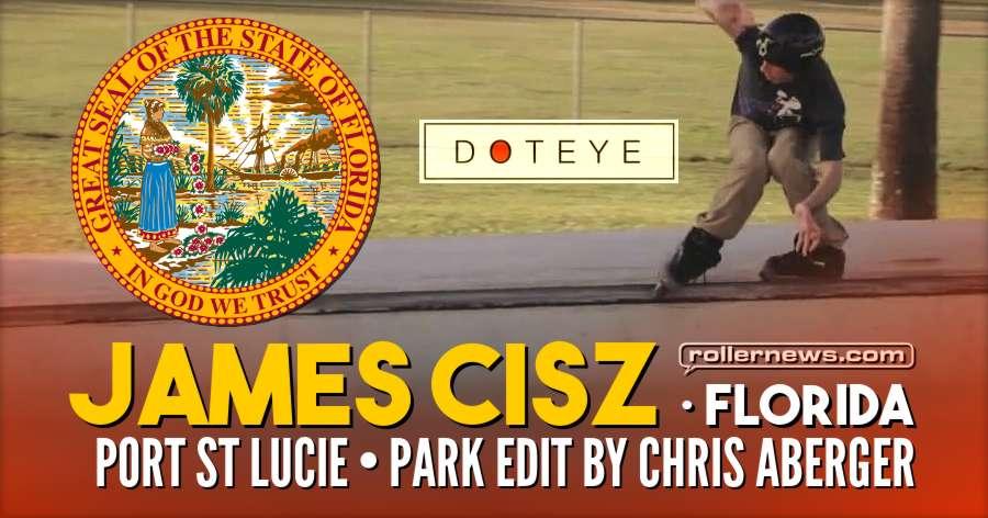 James Cisz (Florida, 2018) - Park Edit by Chris Aberger