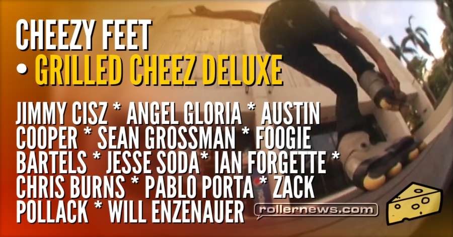 Cheezy Feet - Grilled Cheez Deluxe (2018) - Teaser