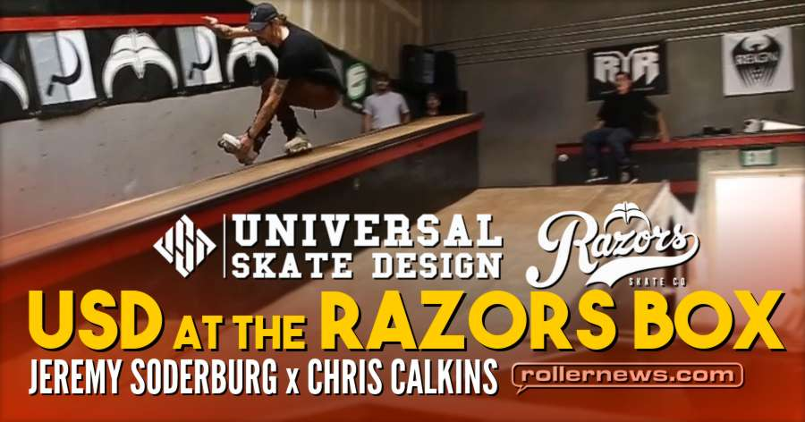 USD at the Razors Box (2018) with Jeremy Soderburg & Chris Calkins