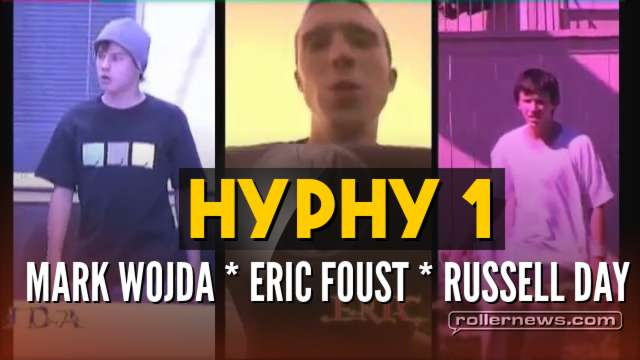 Hyphy 1: Mark Wojda, Eric Foust & Russell Day (200x)