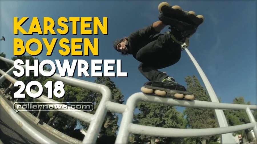 Karsten Boysen - Showreel 2018