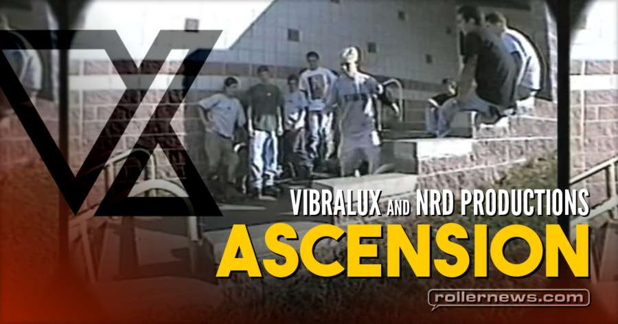 Vibralux - Ascension (1999) by Adam Johnson. [Introduction] ft. Alex Broskow, Brandon Mateer & Friends