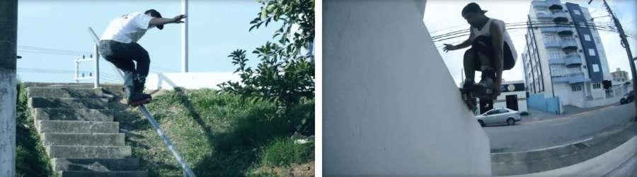 Diego Rachadel (33, Brazil) - Go Roller, Street Edit (2018)