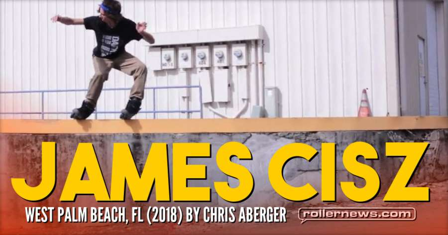 James Cisz in West Palm Beach, Florida (2018) by Chris Aberger