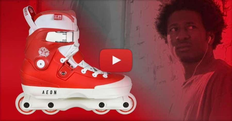 Montre Livingston X Rachard Johnson Aeon Allstar Usd Skates