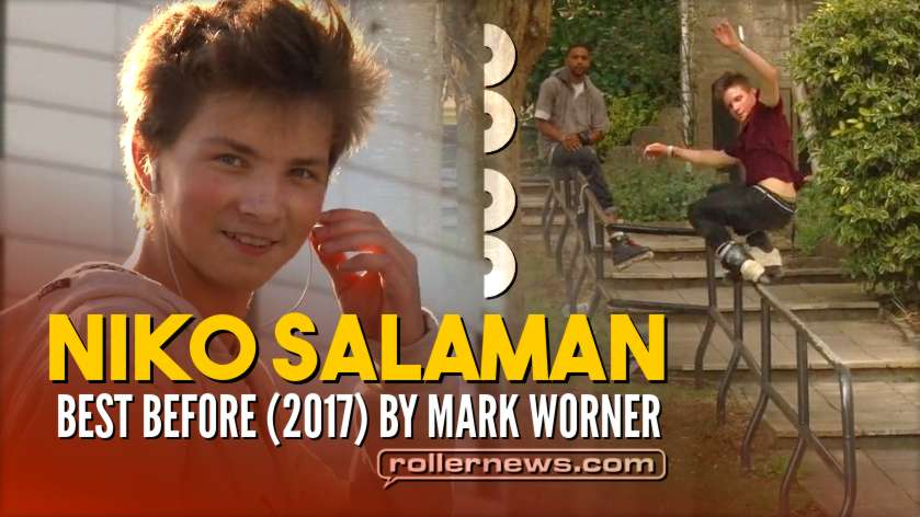 Niko Salaman - Best Before (2017) by Mark Worner, VOD Section Now Free