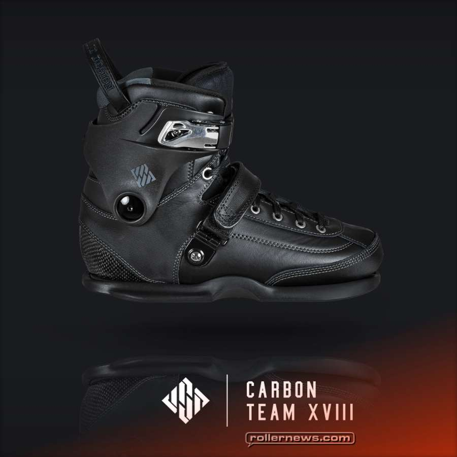 The New USD Carbon Team XVIII is out now!