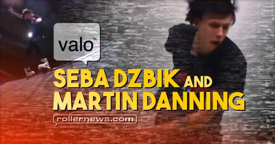 Seba Dzbik and Martin Danning (2018) - Park Edit