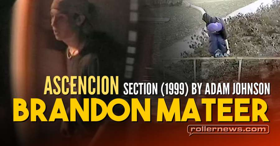 Brandon Mateer - Ascension Section (1999) by Adam Johnson & NRD Productions