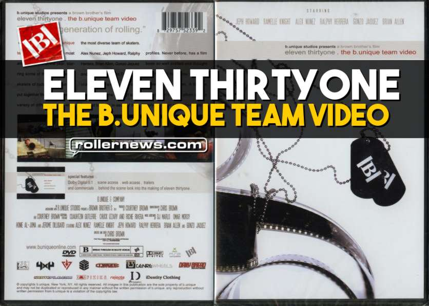 b.unique - eleven thirtyone (2003) by Chris and Courtney Brown - Full Video