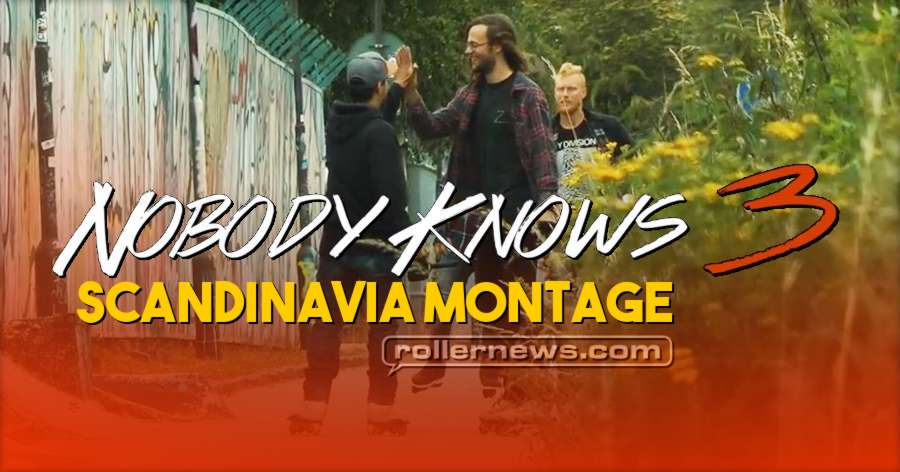 Scandinavia Montage (2015-2016) - Nobody Knows 3, by John Lonngren