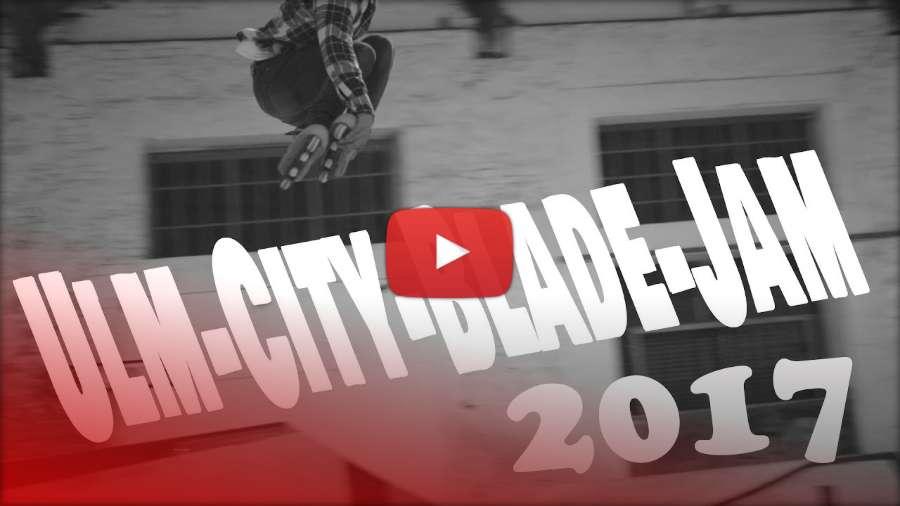 Ulm City Blade Jam 2018 - Edit by Wolfgang Appelt
