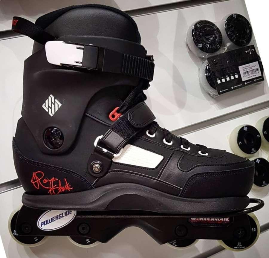 USD VII Roman Abrate Pro Boots - Better Photos