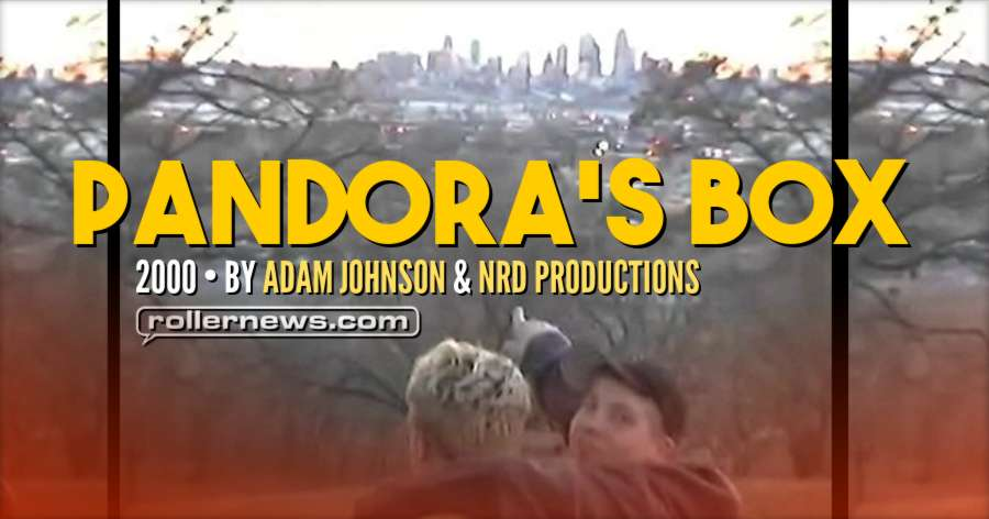 Pandora's Box (2000) by Adam Johnson & NRD Productions