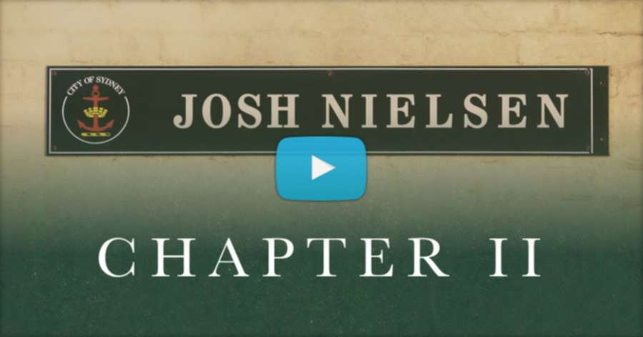 Josh Nielsen - Vine St : Chapter II Section by Dom West