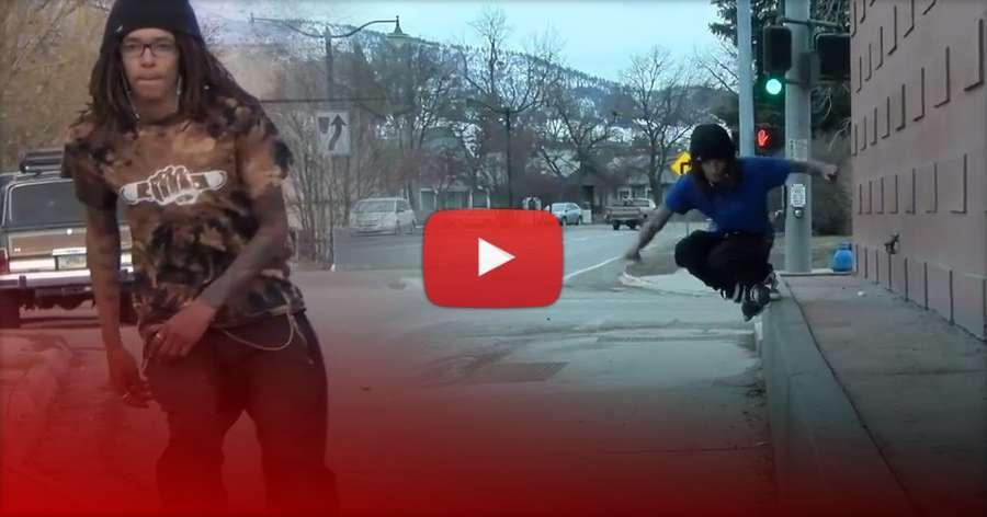Chemi Simiyu - 2017 Rollerblade B-Roll