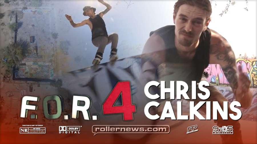 Chris Calkins - F.O.R. 4 (Slab City)