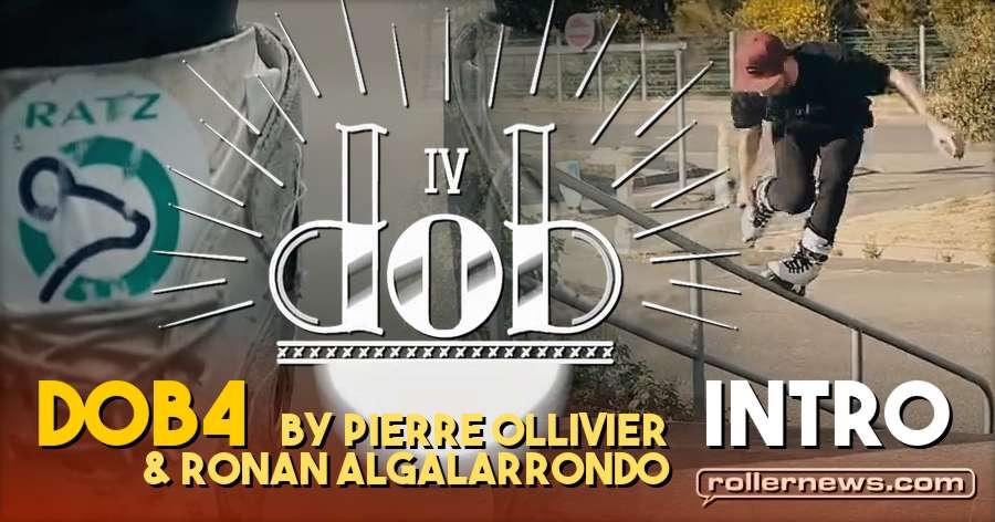 dob4 (2017) by Pierre Ollivier & Ronan Algalarrondo - VOD Intro