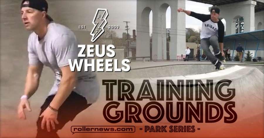 Craig Parsons (44) - Training Ground - OG Park Clips (2018) for Zeus Wheels