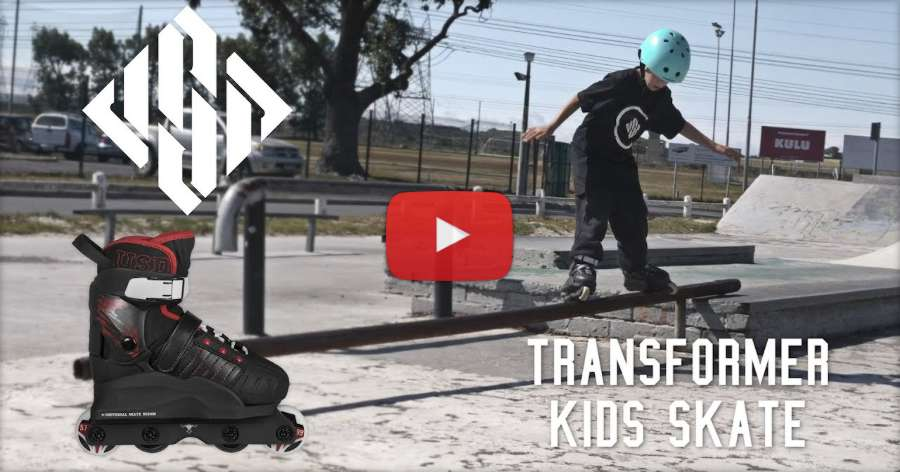 USD Transformer, Kids Skate (2018) feat. Michael & Elijah (Cape Town, South Africa) - Edit by Ricardo Lino