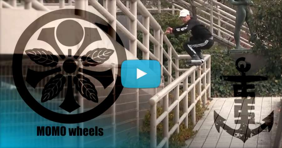 Yuto Goto (Japan) - Momo x Southernscum Promodel Wheel - Promo Edit by Naoki Nishihara