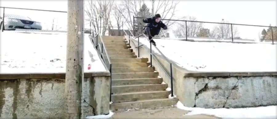 Chris Farmer & Brett Dasovic | The Cellphone Sessions II | Winter Blading Minnesota: January