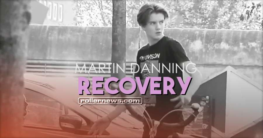 Martin Danning - Recovery (2018)