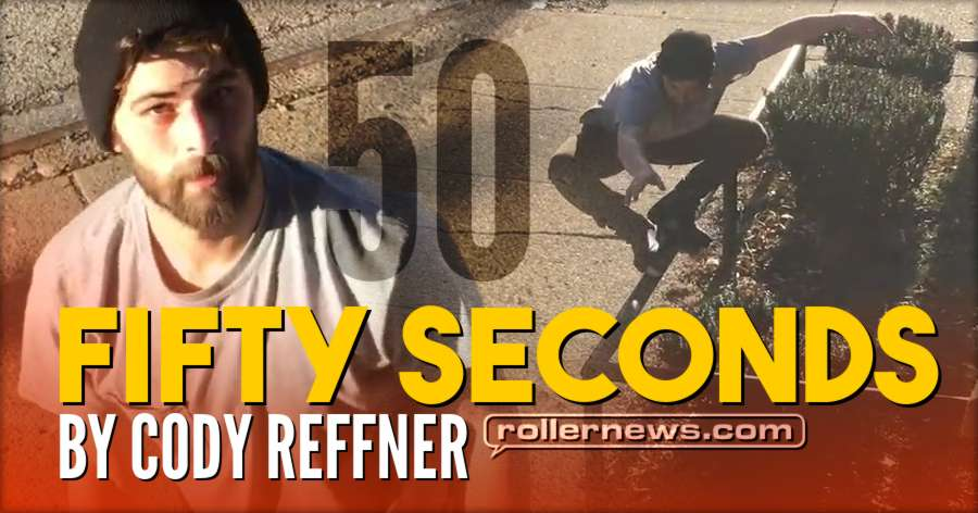 Fifty Seconds (2018) by Cody Reffner, with Shane Conn & Friends