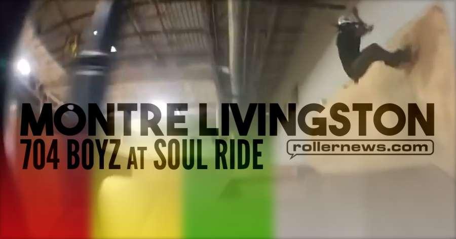 Montre Livingston - 704 Boyz at Soul Ride (2018)