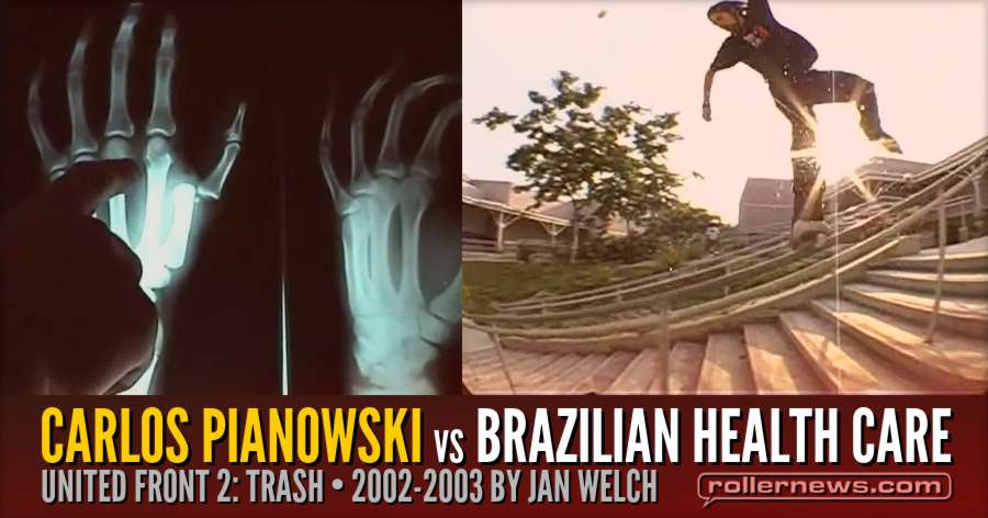 Carlos Pianowski vs Brazilian Health Care (2002-2003) by Jan Welch