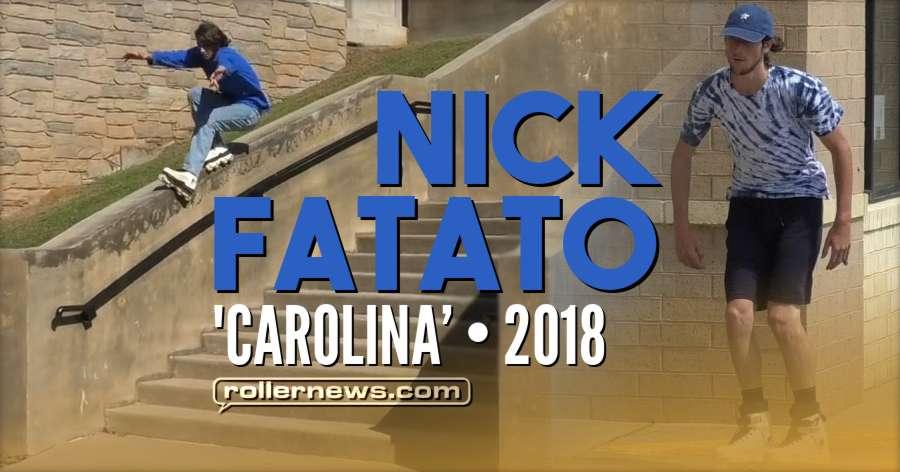 Nick Fatato - Carolina (2018)