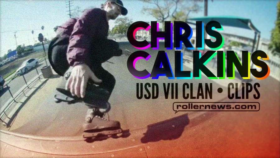 Chris Calkins - USD VII Clips (2018)